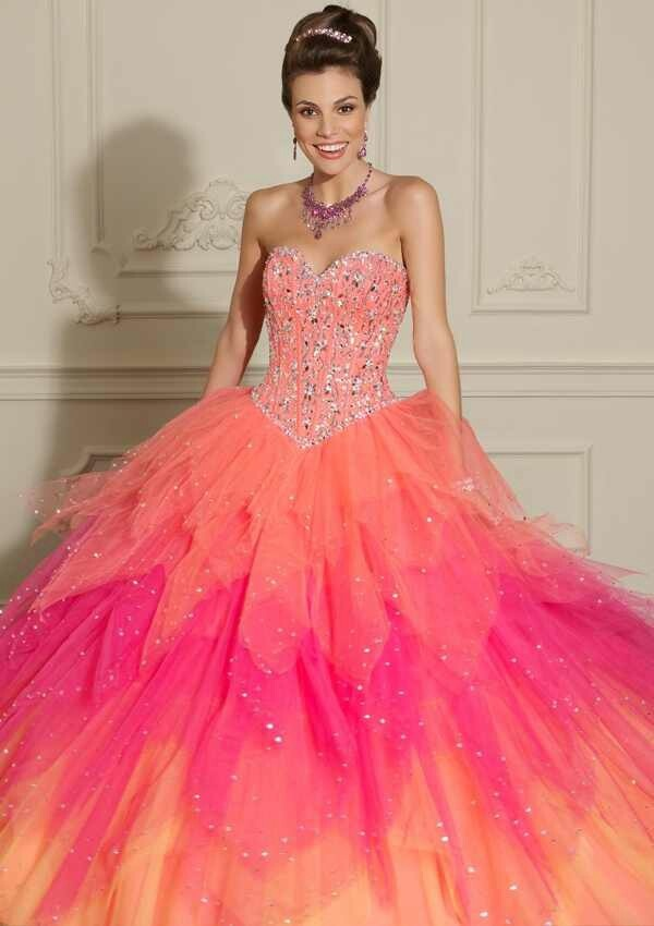 45 best images about Quinceanera dresses♡ on Pinterest | Mint ...