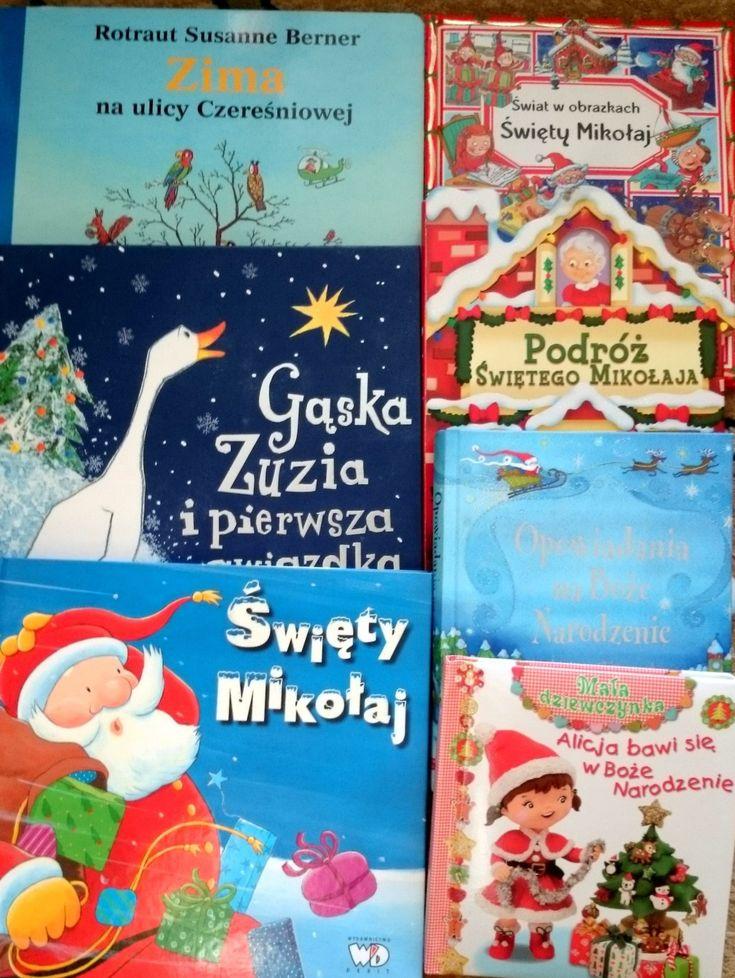Książki świąteczne dla dzieci #book #książki #dladzieci