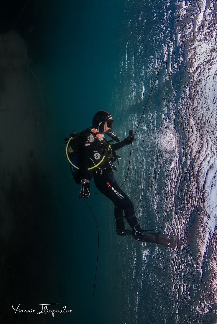 "Climbing ""wall"" of light... 