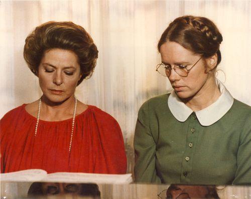 Sonata de Outono - 1978  (Ingrid Bergman & Liv Ullmann)