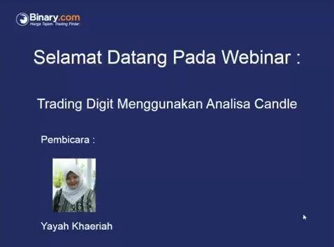 Panduan Sukses Trading Binary.com/Betonmarkets: Trading Digits (DM) Menggunakan Analisa Candle (Bi...
