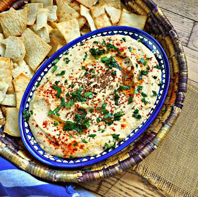 Pineapple Serrano Hummus | Dips, Spreads, Sauces, Dressings ...