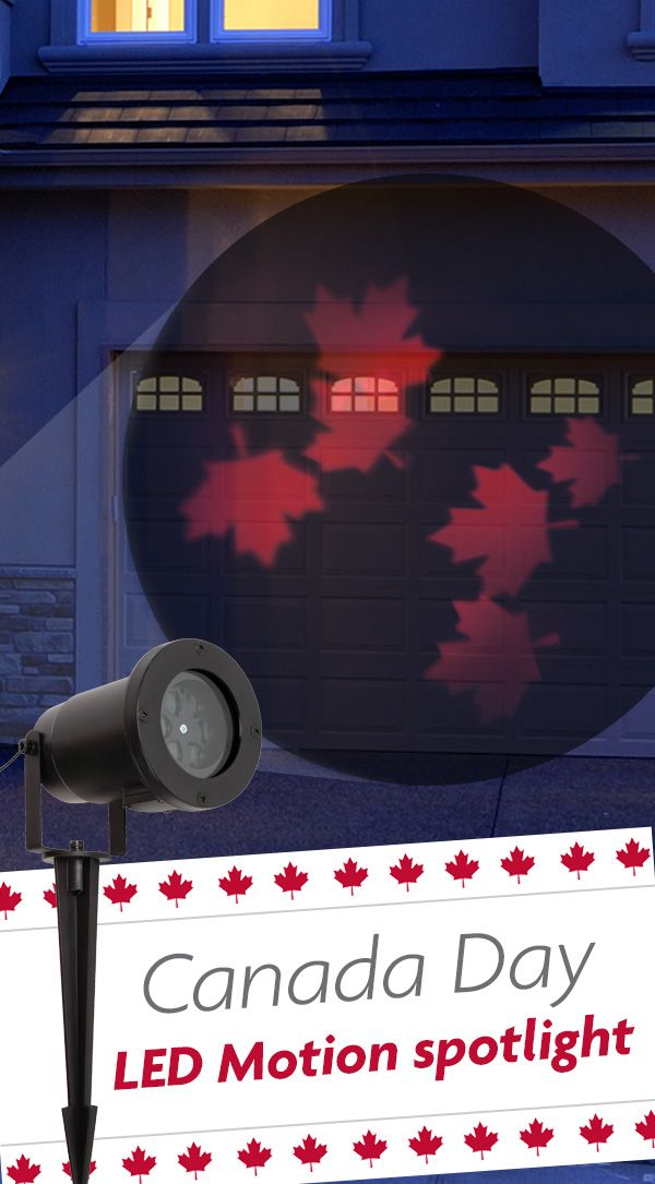 Brighten up your Canada Day party in style!
