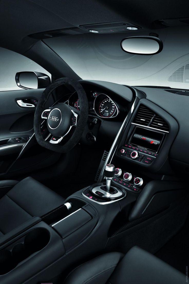 Audi R8 V10 plus | Car interior | Pinterest | Carros ...