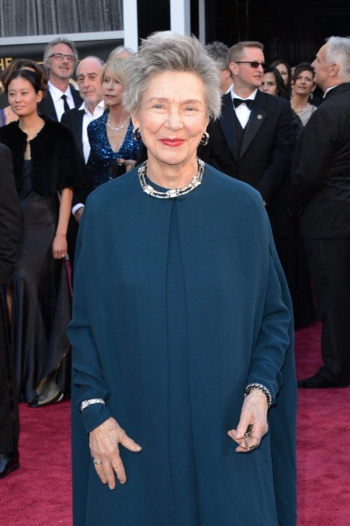 85th Annual Academy Awards - Emmanuelle Riva