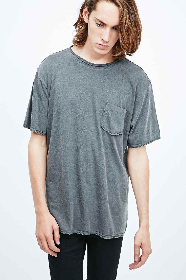 Indigo & Maine Hoxton Tee in Grey