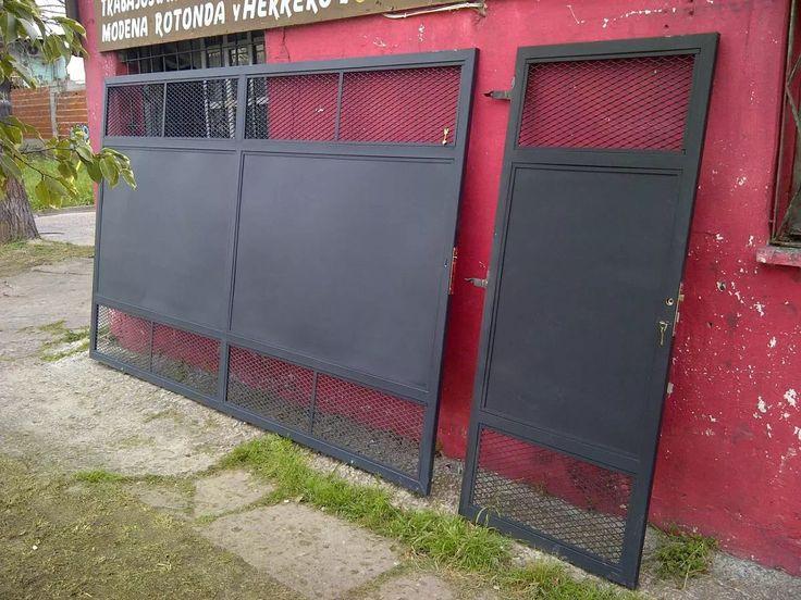 M s de 25 ideas fant sticas sobre portones corredizos en for Portones de hierro forjado para casas