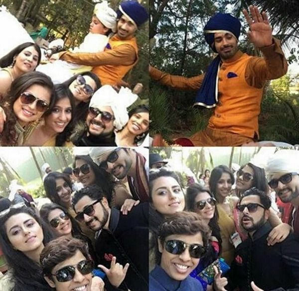 13 Pictures From The Sanaya Mohit Wedding That Will Reinstate Your Faith In Love Faith In Love Sanaya Irani Wedding Mohit Sehgal