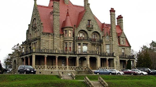 There are plenty of unexplained, downright spooky happenings at hotels, government buildings and universities across Canada. We take a look at the most haunted places across Canada.