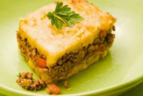 Pastelon de Platanos Recipe: Dominican Food; one of the most delicious things I have ever eaten!