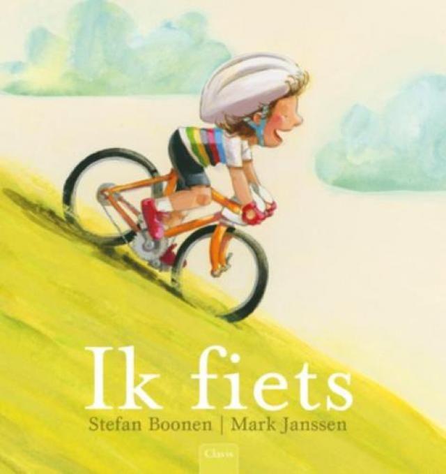 Boekenhoek: ik fiets