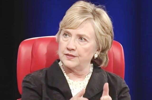 5/31/17 'I Inherited Nothing': Hillary Clinton Goes Off on the DNC's Data Operation