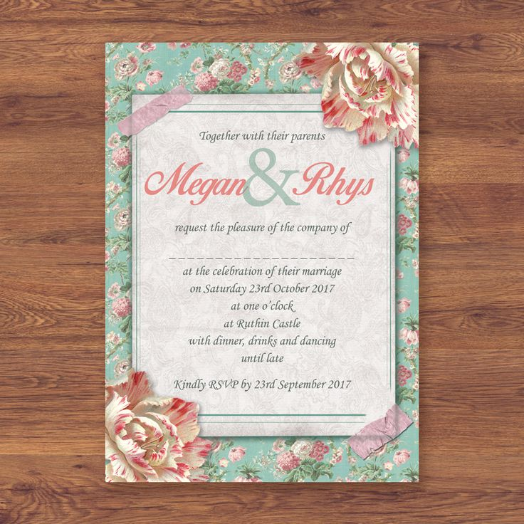 17 Best Images About Wedding Invitation Designs On