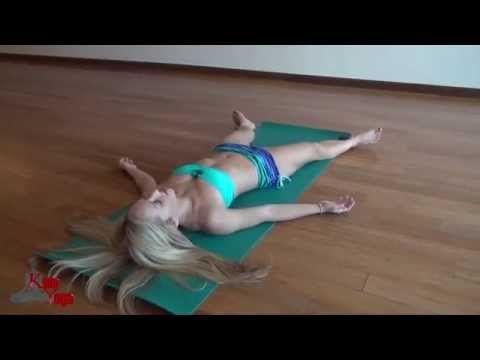 ▶ Yoga for Beginners, Kino Yoga on Miami TV Life: Episode One - YouTube