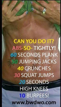 Serious work out plan!¡