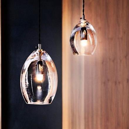 Unika (Transparentna, klosz: Ø 14 cm) - Northern Lighting   Designerskie Lampy & Oświetlenie LED