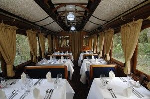 puffing billy | Steam & Cuisine Luncheon Train