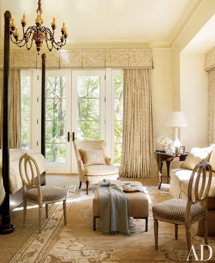 Traditional Bedroom By Suzanne Kasler Interiors And Spitzmiller U0026 Norris In  Walland, Tennessee