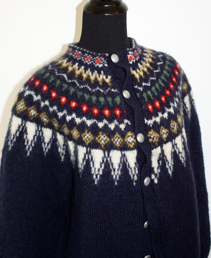 289 best Lovely Norse Designs, Kofta images on Pinterest | Knit ...