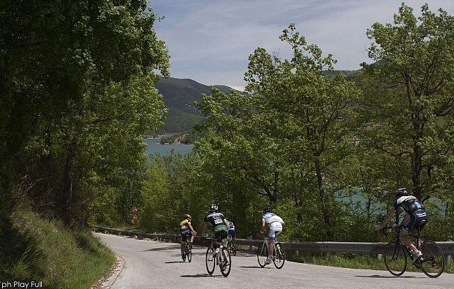 """La Gf Terre dei Varano strizza l'occhio alle ruote grasse, gemellaggio con la Gran Fondo per Mountain Bike """"9 Fossi"""" di Cingoli"""