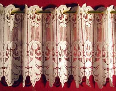 Lace Valances By The Yard Love This Stuff Pinterest