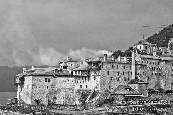 Mount Athos – It is a man's world