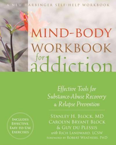 the addiction recovery skills workbook pdf