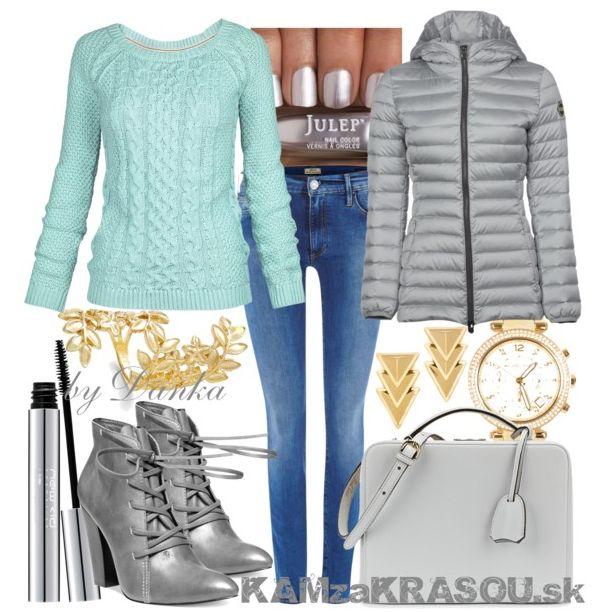 V hlavnej úlohe strieborná - KAMzaKRÁSOU.sk #kamzakrasou #sexi #love #jeans #clothes #coat #shoes #fashion #style #outfit #heels #bags #treasure #blouses #dress