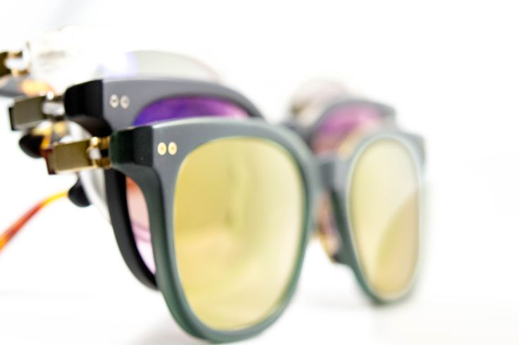 Same feeling, different colors! by RVS Eyewear