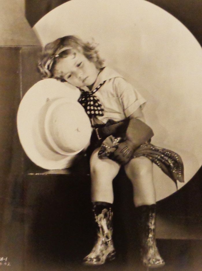 Shirley Temple, 1933.  The Educational Pictures company produced the Baby Burlesk shorts, in which Shirley Temple starred during the early 1...