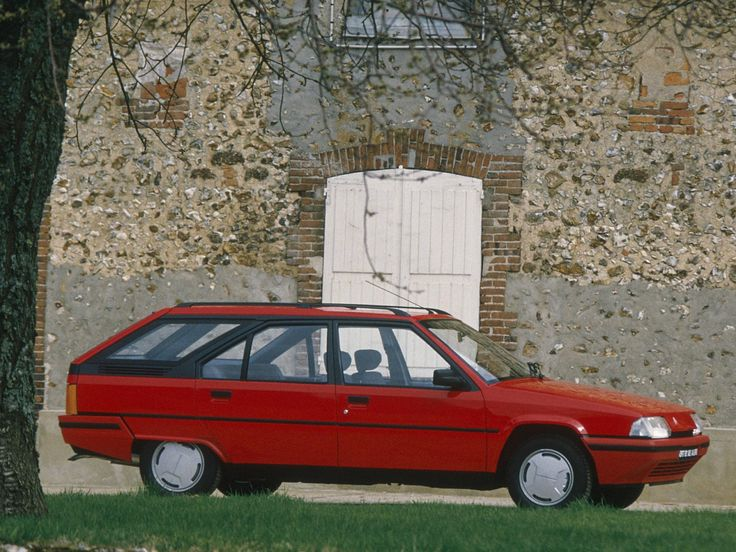 1987 Citroen BX Break