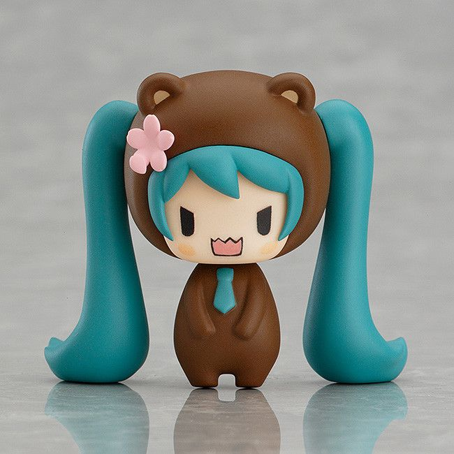 Nendoroid Plus: Capsule Factory ~Snow Miku and Friends from the North~ SEASON 1