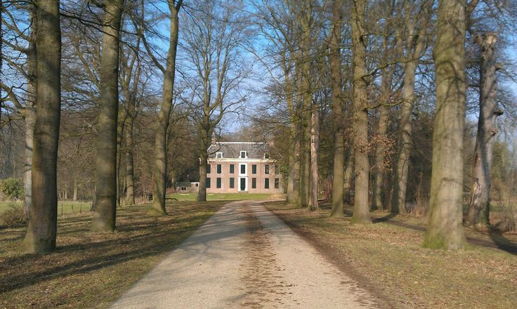 Landgoed Oud-Amelisweerd in Bunnik, Utrecht