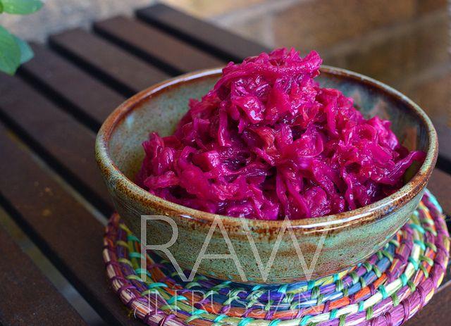 Pink sauerkraut by Marina Kh, via Flickr