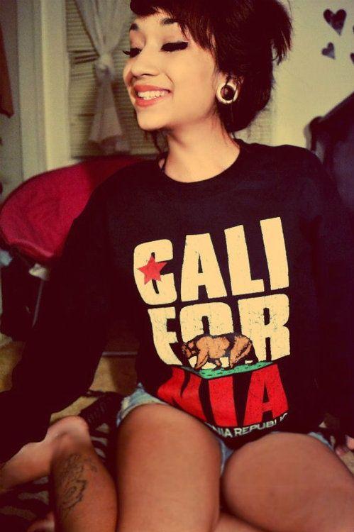 Cali Love. #california #girls #fashion #swag #fresh #school #insanlığınkatledildiğiyerhocali