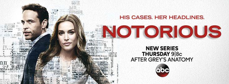 NEW SHOW: Discover the Story Behind the Story- Crime Drama with how the news works. #ad #notorious http://kellysthoughtsonthings.com/notorious-tv-show/