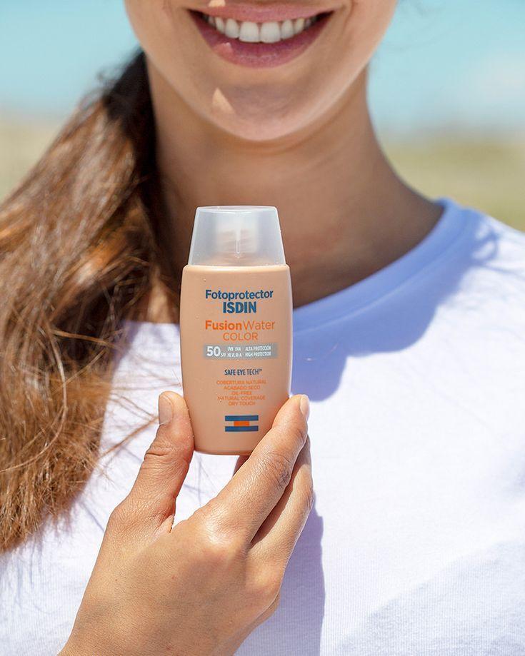 Isdin Sunscreens Health Beauty Fusion Water Sunscreen Ebay