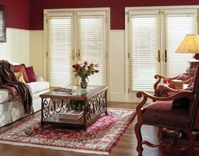 17 Best images about Blinds for French Doors –A way to secure and ...