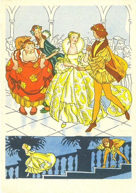 Misunderstood: Brothers Grimm and Cinderella Essay