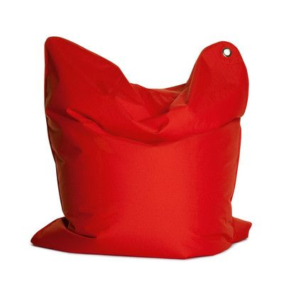 Outdoor Bull Bean Bag Chair Upholstery: Red - http://delanico.com/bean-bag-chairs/outdoor-bull-bean-bag-chair-upholstery-red-641110206/