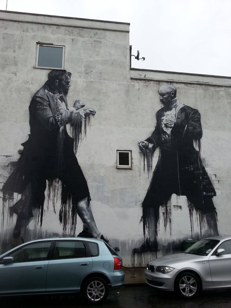 London Street Art - Connor Harrington