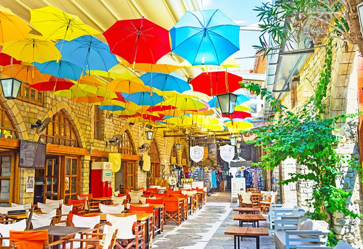 Street Cafe in Limassol, Cyprus puzzle in Food & Bakery jigsaw puzzles on TheJigsawPuzzles.com. Play full screen, enjoy Puzzle of the Day and thousands more.