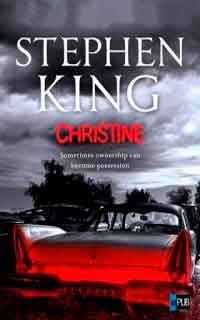 La oscura fuerza de esta Novela de Stephen King es un «Plymouth» de 1958 llamado Christine. Un superviviente de un tiempo en que la gasolina era barata y los cuentakilómetros se calibraban para señalar más de 200 km/h; una época en la que el rock and roll dominaba Estados Unidos. Arnie Cunningham está determinado a conseguir Christine a cualquier precio.