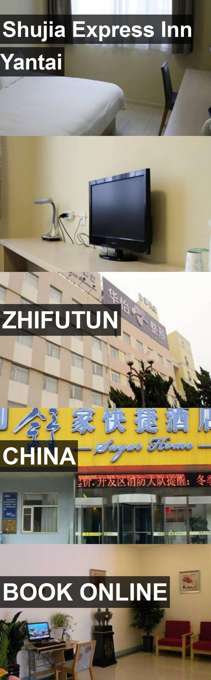 Hotel Shujia Express Inn Yantai in Zhifutun, China. For more information, photos, reviews and best prices please follow the link. #China #Zhifutun #travel #vacation #hotel