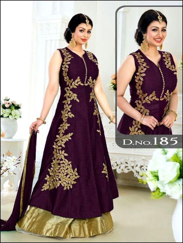 New Indian Anarkali Designer Pakistani Kameez Salwar Dress Ethnic Suit Bollywood #TanishiFashion