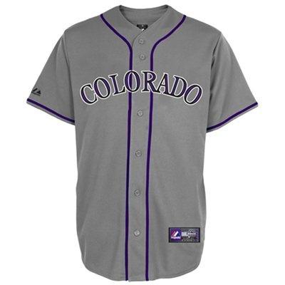 42d5f14862c mlb jerseys colorado rockies 3 michael cuddyer grey jerseys