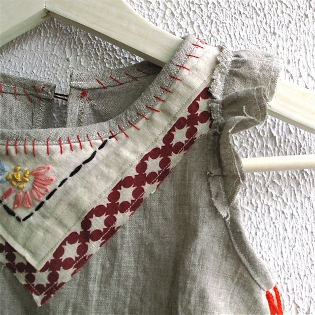 Custom Linen Tea Party Tunic ~ Twinkle ~ via Etsy xParties Tunics, Hand Sewing, Linens Tunics, Sewing Clothing, Tea Parties, Custom Linens, Linens Teas, Vintage Linen, Teas Parties