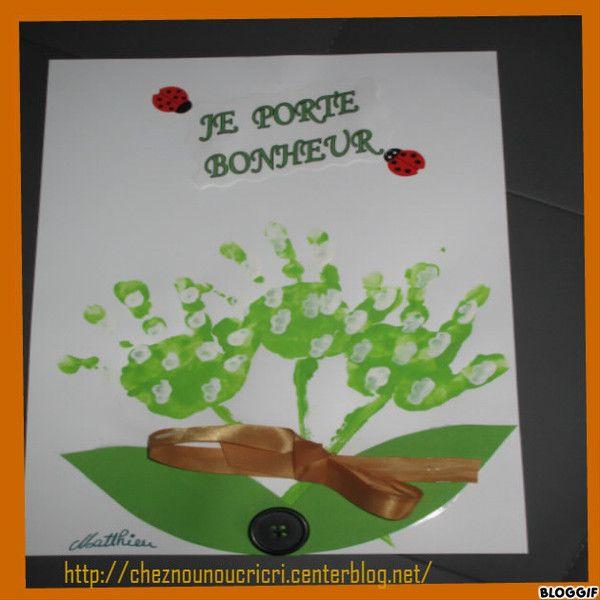 JE PORTE BONHEUR !!!!