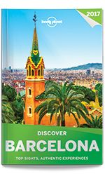 eBook Travel Guides and PDF Chapters from Lonely Planet: Discover Barcelona Lonely Planet