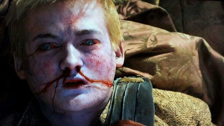 Joffrey's death.